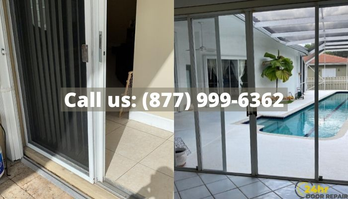 Sliding Door Repair in Coral Gables