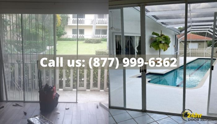 Sliding Door Repair in Coral Springs
