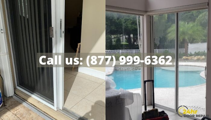 Sliding Door Repair in Doral