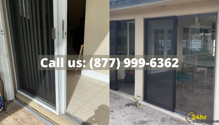 Sliding Door Repair in Kendall