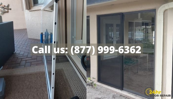 Sliding Door Repair in Lighthouse Point