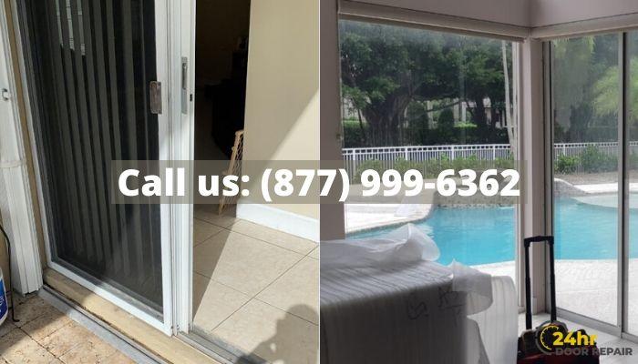 Sliding Door Repair in North Miami Beach