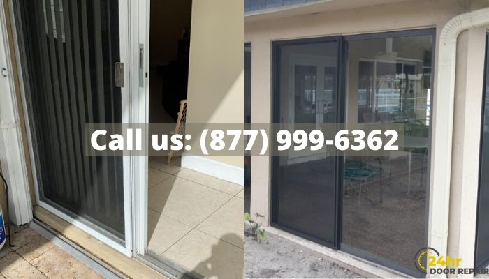 Sliding Door Repair in North Miami