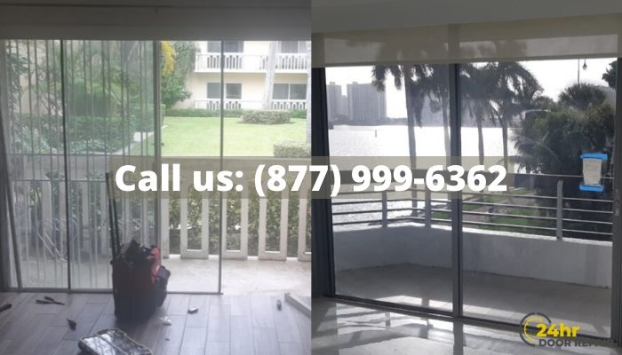 Sliding Door Repair in Pembroke Pines