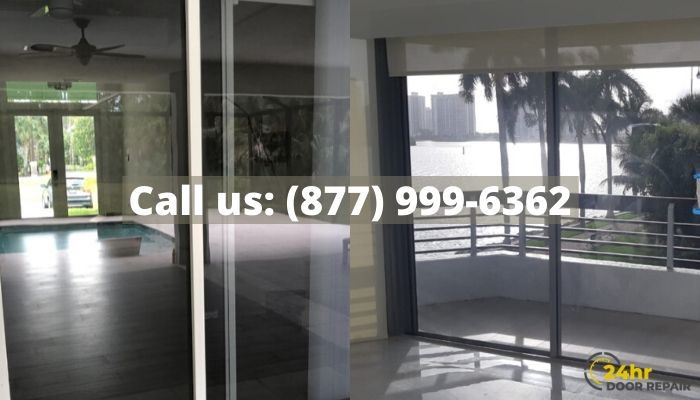 Sliding Door Repair in Plantation