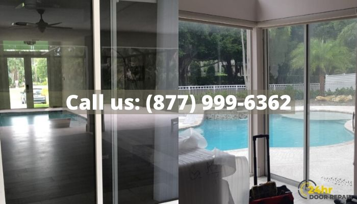 Sliding Door Repair in Sunrise