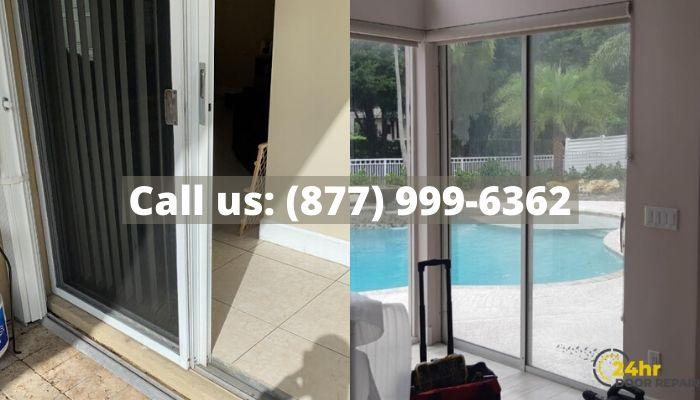 Sliding Door Repair in West Miami